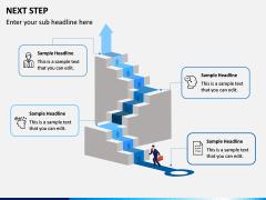 Next Step PPT Slide 1