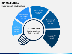 Key Objectives PPT Slide 4