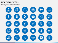 Healthcare Icons PPT Slide 9