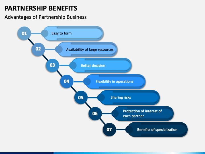 Partnership Benefits PPT Slide 1