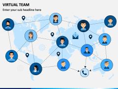 Virtual Team PPT Slide 2