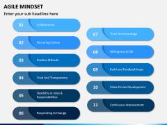 Agile Mindset PPT Slide 6