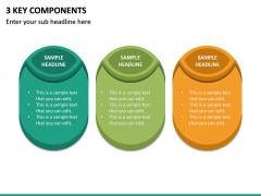 3 Key Components PPT Slide 2