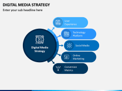 Digital Media Strategy PPT Slide 2