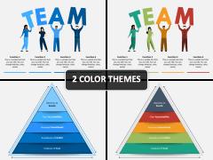 Team Functions PPT Cover Slide