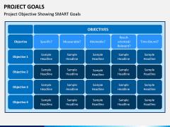 Project Goals PPT Slide 3