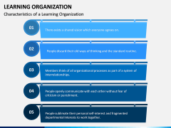 Learning Organization PPT Slide 7
