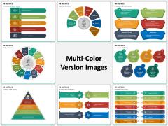 HR Metrics Multicolor Combined