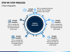 Step By Step Process PPT Slide 6