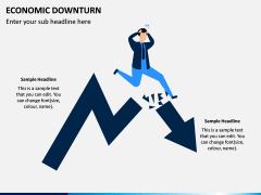 Economic Downturn PPT Slide 2