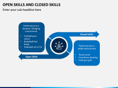 Open Skills and Closed Skills PPT Slide 4