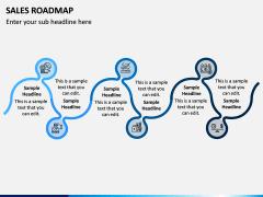 Sales Roadmap PPT Slide 5