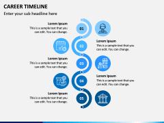 Career Timeline PPT Slide 7