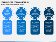 Stakeholder Communication PPT Slide 1