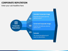 Corporate Reputation PPT Slide 2