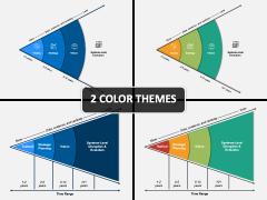 Strategic Planning Cone PPT Cover Slide