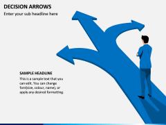 Decision Arrows PPT Slide 4