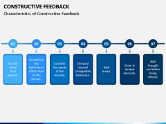 Constructive Feedback PPT Slide 2