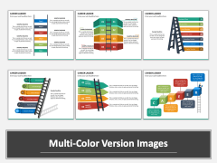 Career Ladder Multicolor Combined