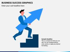 Business Success Graphics PPT Slide 1