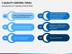 7 Quality Control Tools PPT Slide 2