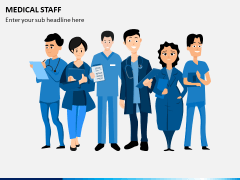 Medical Staff PPT Slide 5