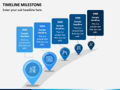 Timelines Milestone PPT Slide 5