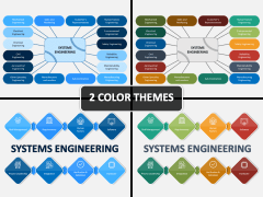 Systems Engineering PPT Cover Slide