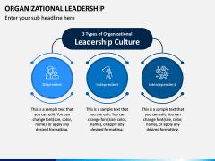 Organizational Leadership PPT Slide 3