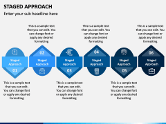 Staged Approach PPT Slide 6