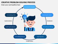 Creative Problem Solving PPT Slide 1