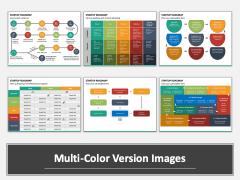 Startup Roadmap Multicolor Combined