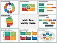 Corporate Entrepreneurship Multicolor Combined