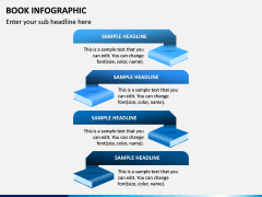Book Infographic PPT Slide 5
