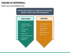 SCRUM Vs Waterfall PPT Slide 6