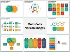 Behavioral Marketing Multicolor Combined
