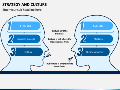 Strategy and Culture PPT Slide 1