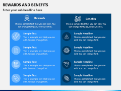 Rewards and Benefits PPT Slide 4