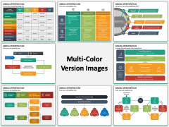 Annual Operating Plan Multicolor Combined