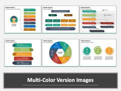 Service Quality Multicolor Combined