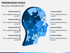 Head Puzzle PPT Slide 4