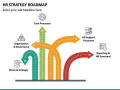 HR Strategy Roadmap PPT Slide 14