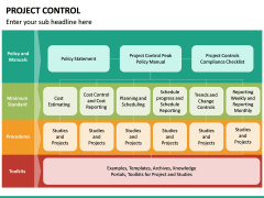 Project Control PPT Slide 22