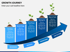 Growth Journey PPT Slide 3