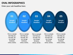 Oval Infographics PPT Slide 4