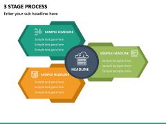 3 Stage Process PPT Slide 4