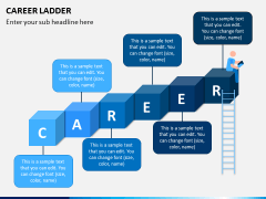 Career Ladder PPT Slide 4