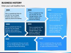 Business History PPT Slide 4