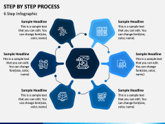 Step By Step Process PPT Slide 8
