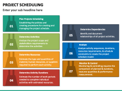 Project Scheduling PPT Slide 2